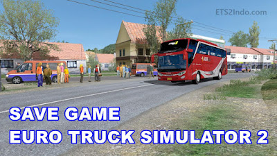 Save Game ETS2