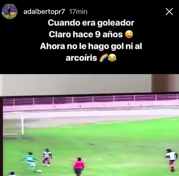 """Peñaranda - Málaga -: """"Cuando era goleador. Claro, hace nueve años"""""""