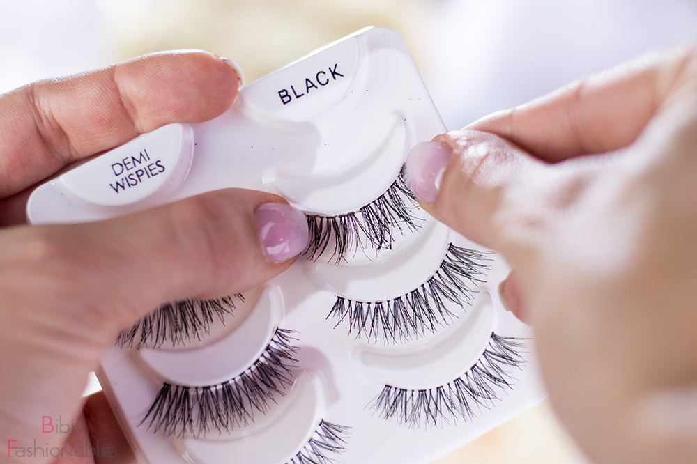 False Lashes Guide Wimpern aufbewaren