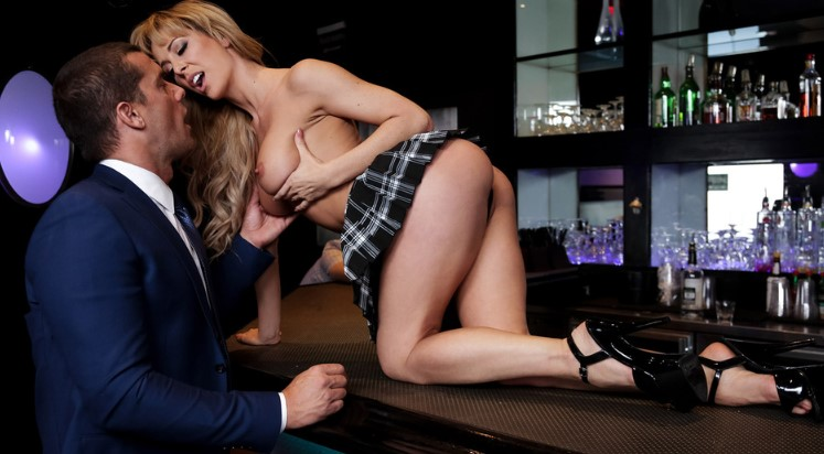 UNCENSORED Elegant Anal – Cherie Deville, AV uncensored
