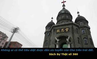 TQ lấy lý do chống khủng bố để lắp camera giám sát mọi nhà thờ ở Ôn Châu