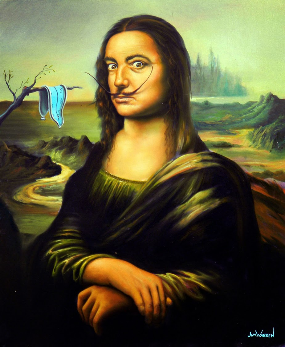 04-Dali-by-da-Vinci-Jim-Warren-The-Surreal-Art-of-Dreams-www-designstack-co