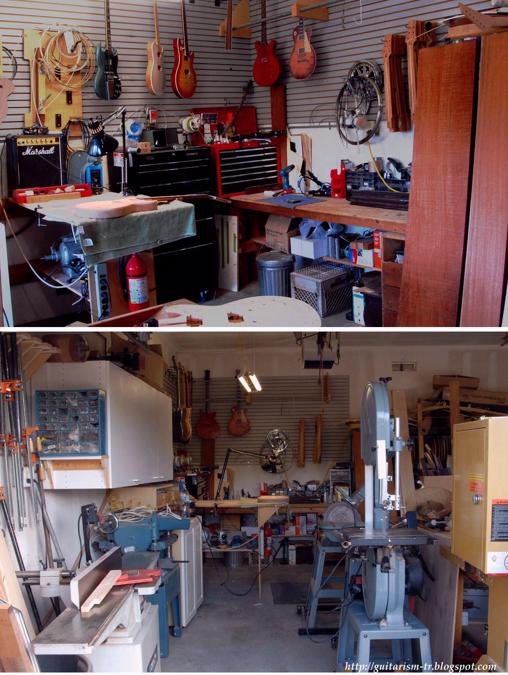Ian Anderson Workshop