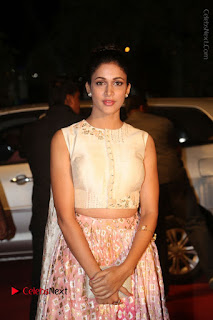 Actress Lavanya Tripati Stills in Beautiful Dress at Gemini TV Puraskaralu 2016 Event  0009.JPG