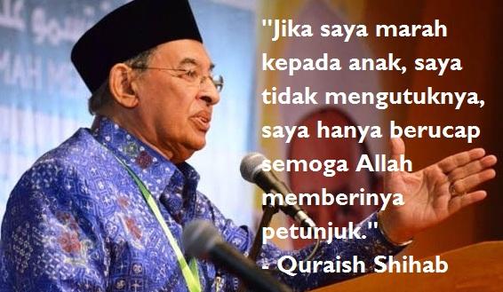 Kumpulan Kata Bijak Quraish Shihab