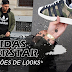 Looks Masculinos com Adidas Superstar