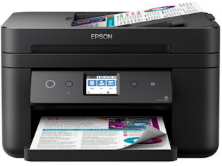 Epson WorkForce WF-2860 Drivers Download, Review, Price