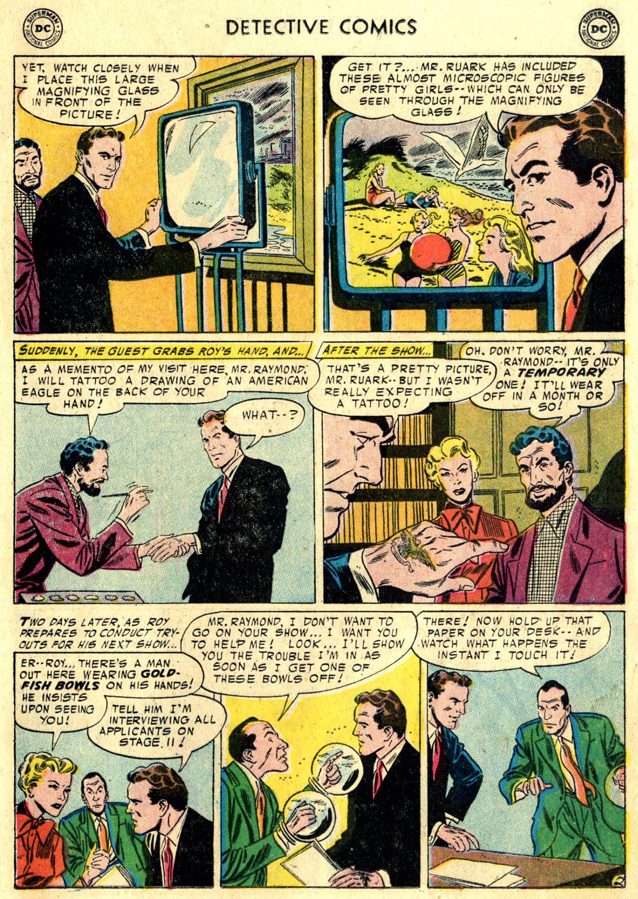 Detective Comics (1937) 237 Page 16