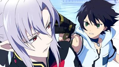 Nonton Anime Owari no Seraph BD
