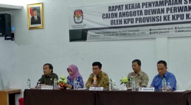 Verfak Syarat Dukungan Anggota DPD Harus Sempurna