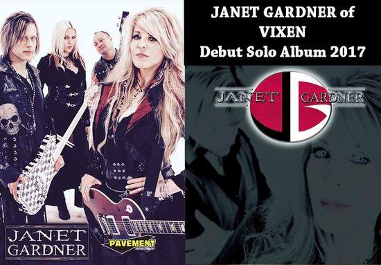 JANET GARDNER (Vixen) - Janet Gardner (2017) inside