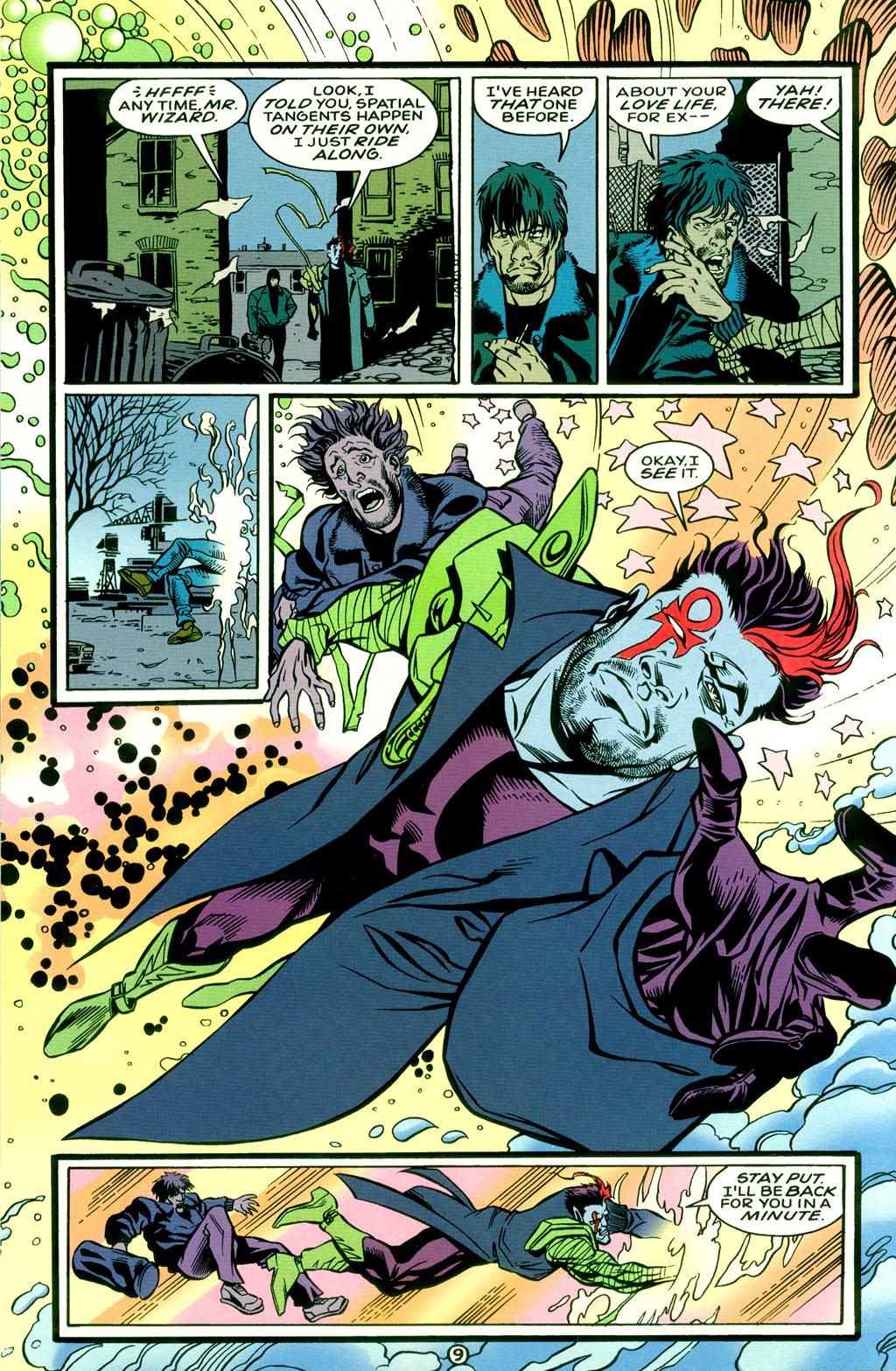 Read online Impulse Plus comic -  Issue # Full - 35