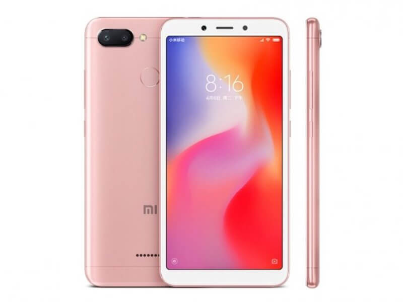 Xiaomi Outs Redmi 6A's 3GB RAM Variant