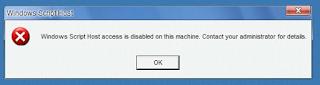 Cara Mengatasi Windows Script Host Yang Selalu Muncul Cara Mengatasi Windows Script Host Yang Selalu Muncul