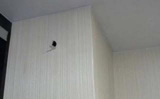 Δεν θα ΠΙΣΤΕΥΕΤΕ στα μάτια σας, τι είναι αυτό στον τοίχο…