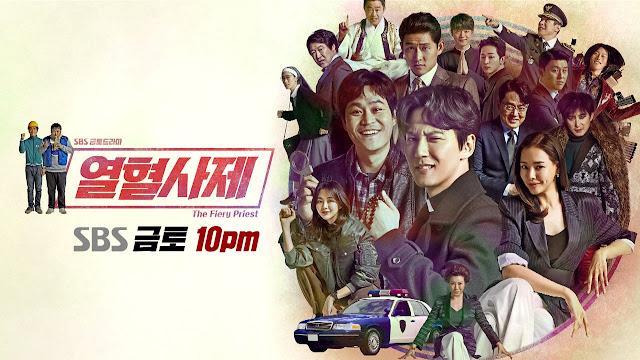 Download Drama Korea The Fiery Priest Batch Subtitle Indonesia