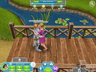 QUEST OF THE SIMS FREE PLAY