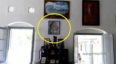 misteri lukisan bung karno di blitar