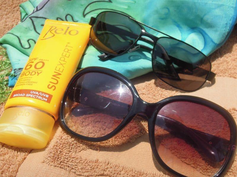 Beach essentials at Shangri-La's Mactan Resort and Spa