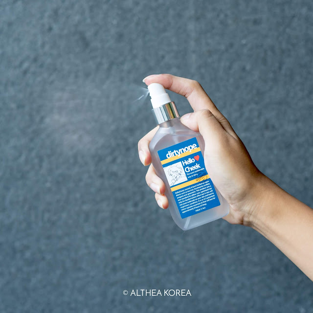 spray shot, k-beauty, swatch, spray, cosmetics, antibacterial, everyday use, cleanliness, essential oil, natural
