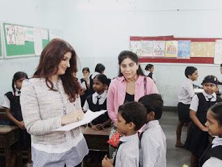 Sherley Singh & Twinkle Khanna