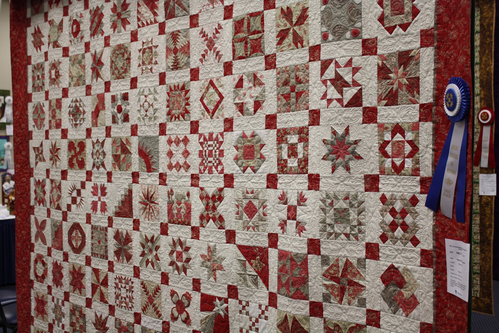 Desert Quilters Of Nevada Quilted Beauties Of 2012