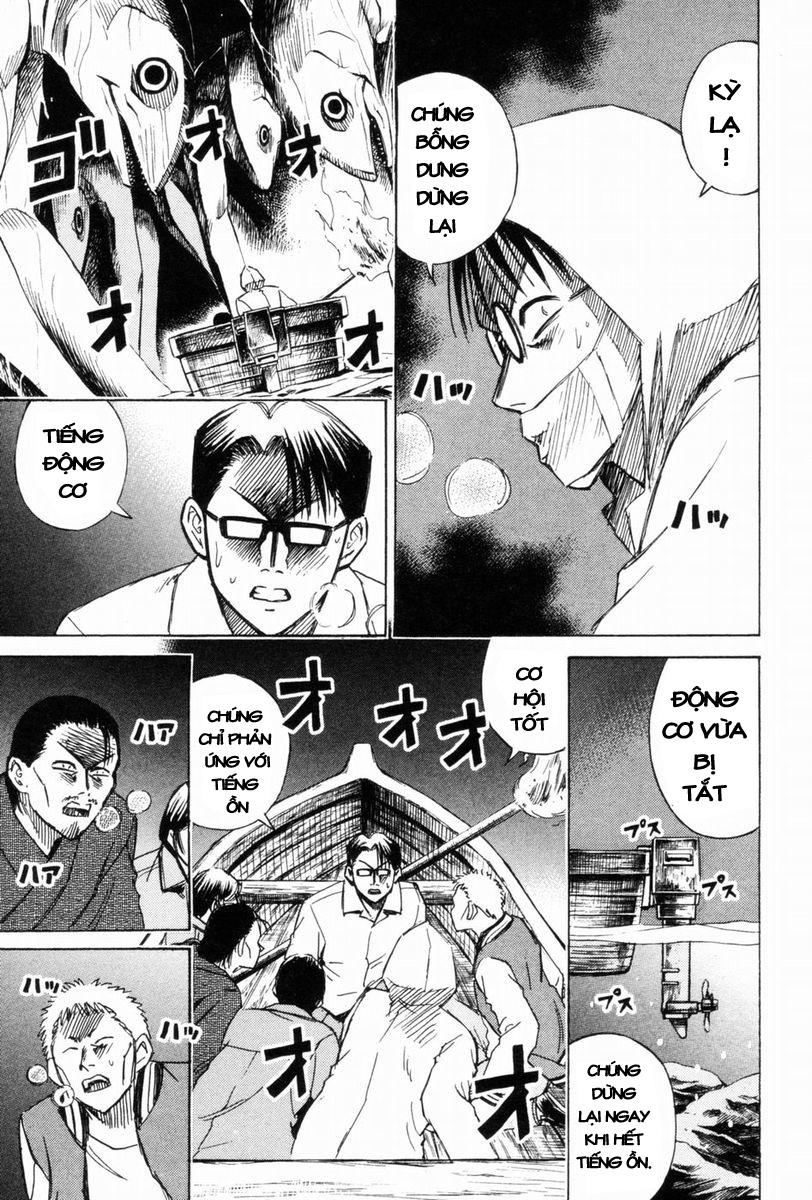 Higanjima chapter 50 trang 9