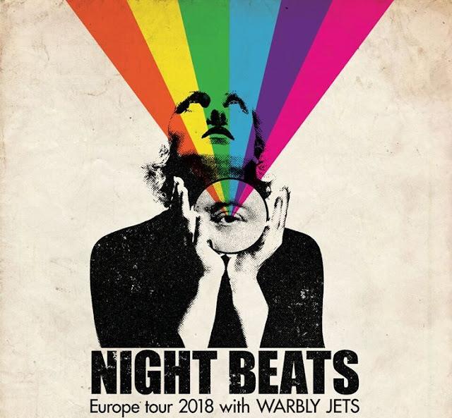 Night Beats - Gira a finales de mayo por España