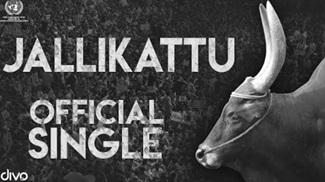 Jallikattu – Official Single   Jallikattu   Ramesh Vinayakam   Kavi Varman   Santhosh