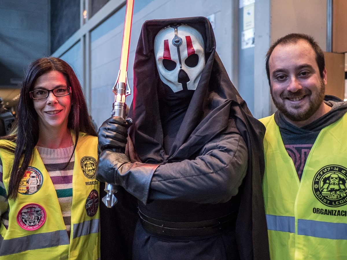 Salon Del Comic Qlio Org Fotos Salon Del Comic Zaragoza 2018