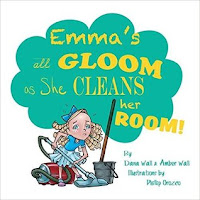 emmas gloom she cleans ehr room cover