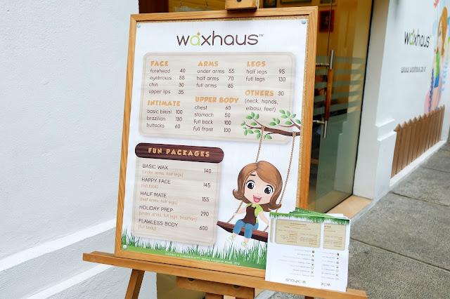 Review Waxhaus, Waxing Experience, Salon Waxing Indonesia, Waxhaus Bandung, Waxhaus Jakarta