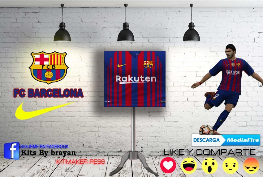 Dr m dia tudo para pes6 pes5 e we9 pes 6 fc barcelona - House doctor barcelona ...
