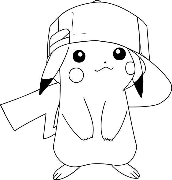 Tranh tô màu Pokemon 81