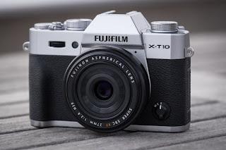 Mengulas Tentang Kamera Fujifilm XT10 yang Dilengkapi Teknologi Antar Muka Terbaru