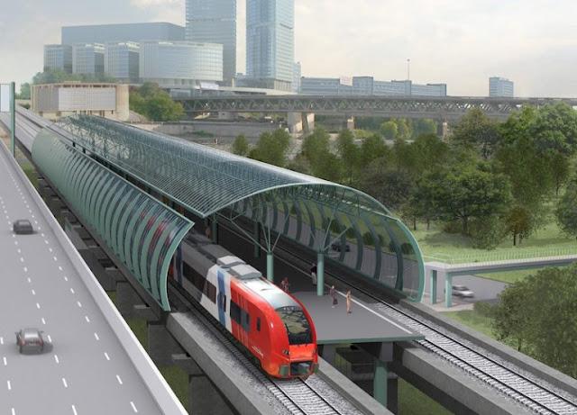 В Москве появится новое наземное метро