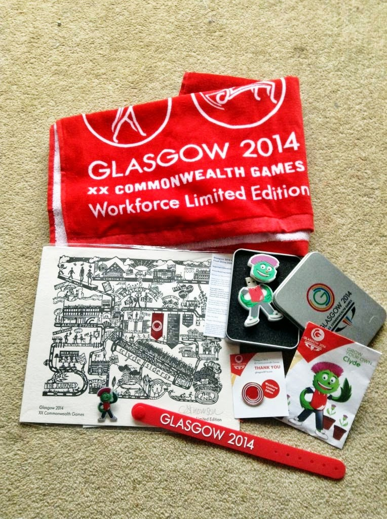 commonwealth games 2014 gifts