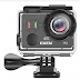 EKEN H5s 4K Ultra EIS Anti-shake Action Camera 2 Inch Touch Screen Sport DV WiFi Control