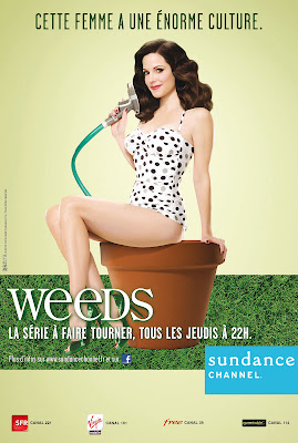 Weeds arrive sur Sundance Channel