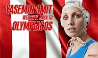 Πόλο: Στον Ολυμπιακό η Yasemin Smit