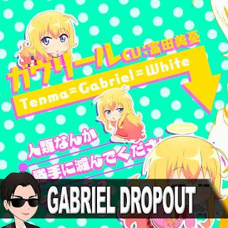RPG (e Animes) São Mesmo Coisa do Diabo! Gabriel Dropout #1.1