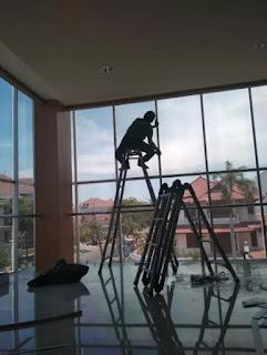kaca film apartemen Pamulang Tangerang Selatan