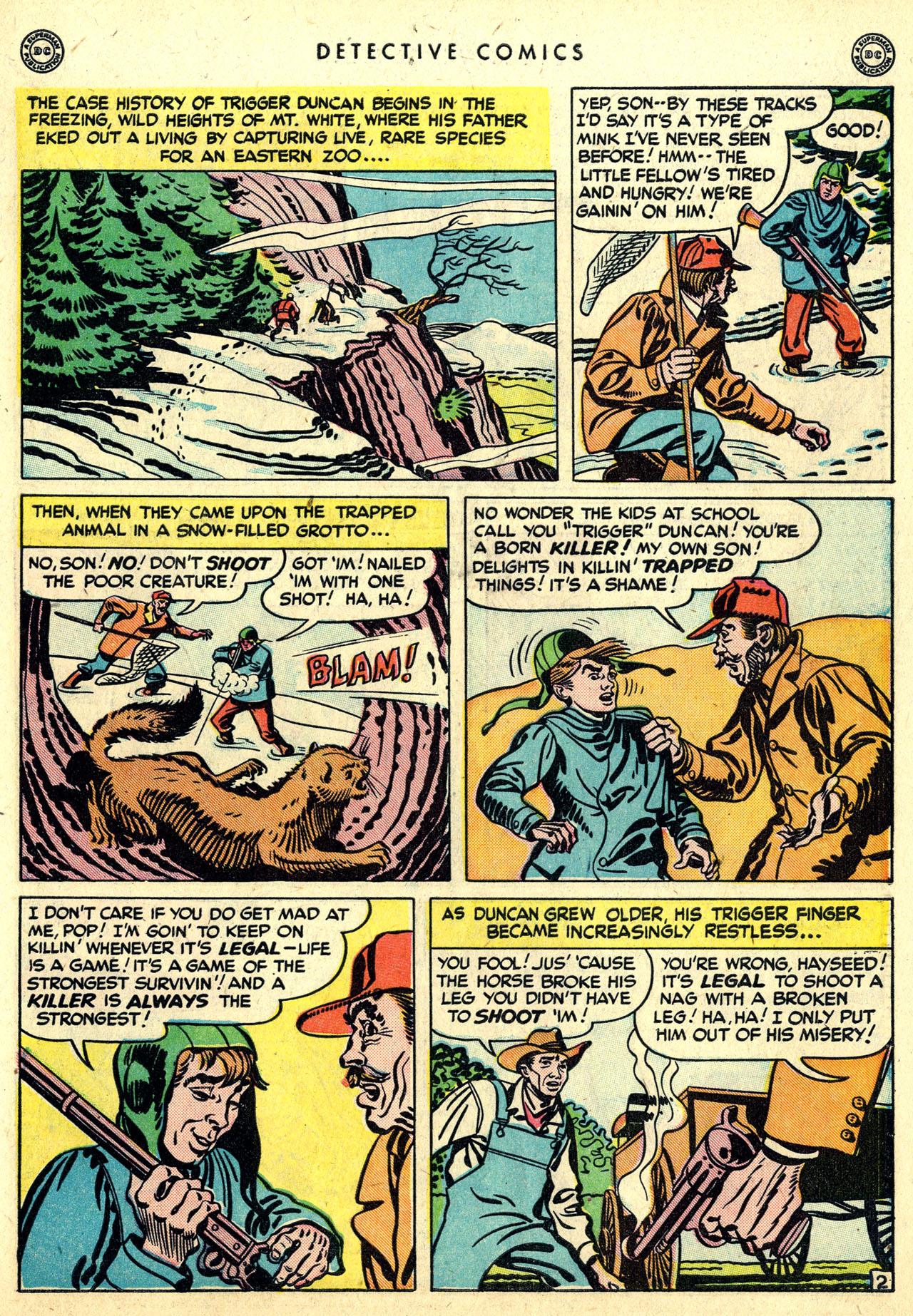 Read online Detective Comics (1937) comic -  Issue #133 - 39
