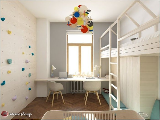Amazing Decorating Ideas For Kids' Rooms 8
