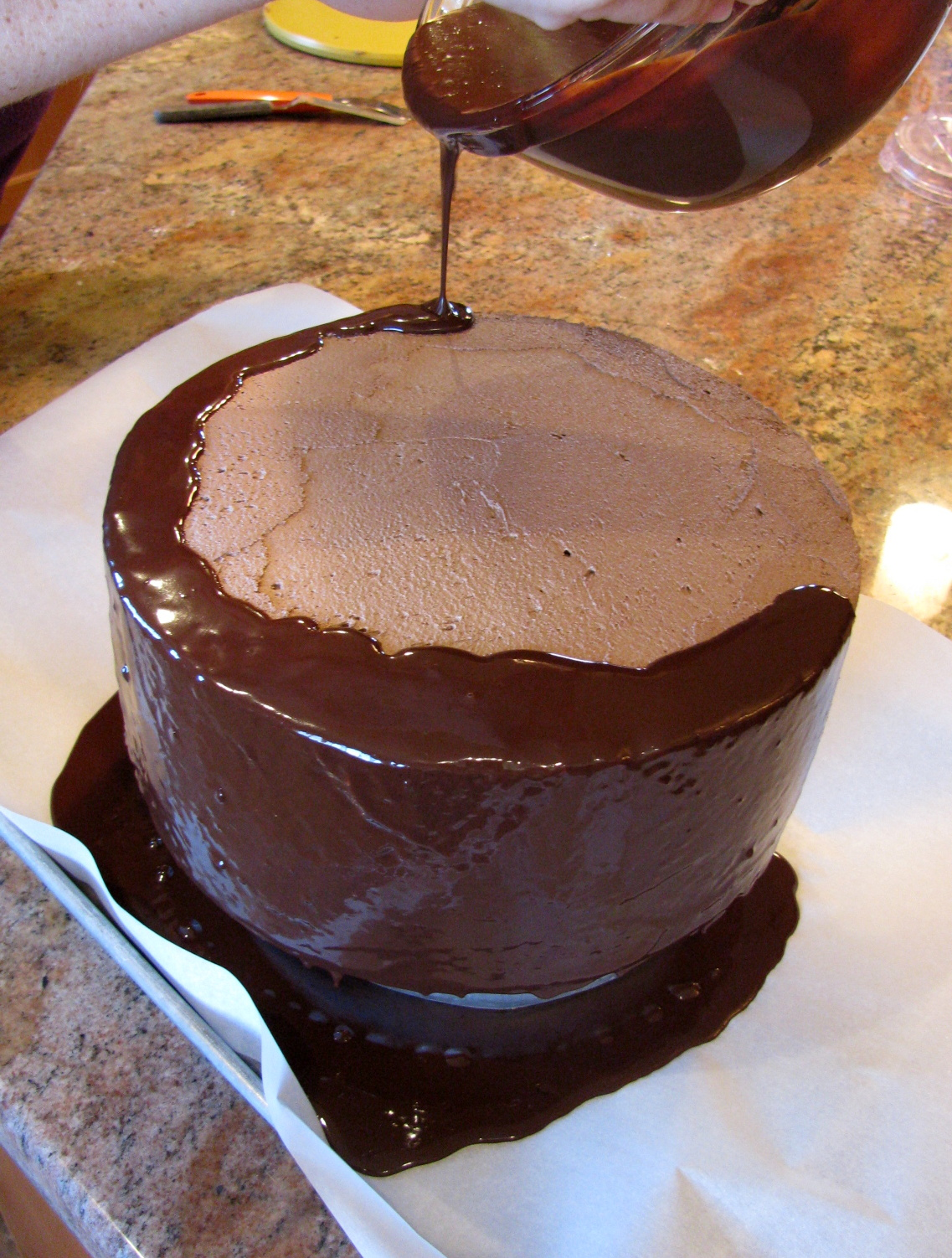 Decorator's Chocolate Buttercream Frosting