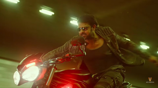 actor prabhas latest photos from sahoo movie