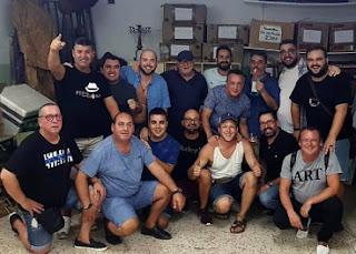 La maldición de la lapa negra (Chirigota). COAC 2019