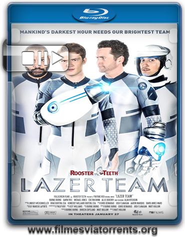 Lazer Team Torrent - BluRay Rip 720p e 1080p Legendado (2016)