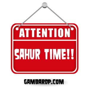 DP BBM Bergerak Sahur Ramadhan 2016