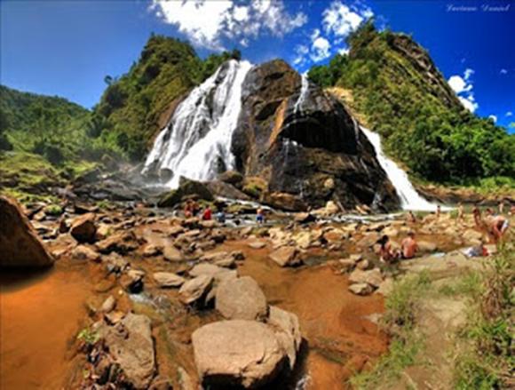 Parque Estadual da Cachoeira da Fumaça (Alegre)